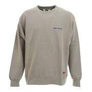 ヘヴィースウェットクルーネックシャツ 0780049-GRG