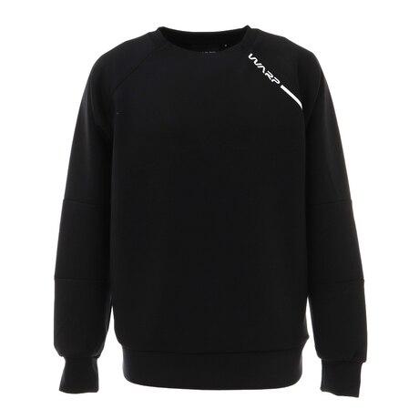 ミッドクルーネックシャツ WB3LJE10 BLK