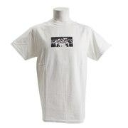 Tシャツ メンズ KINETICS WOLF 半袖 KNSS18-T16-WHT オンライン価格