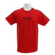 キネティクス ユニークネスTシャツ KNSS18-T17-RED オンライン価格