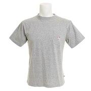 ポケットTシャツ FM9619-21  半袖