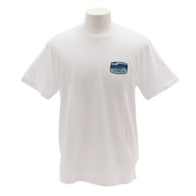 Wave Badge Tシャツ M421LWAV19SU WHT