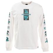 Tシャツ メンズ 長袖 PLAYA DD 0370011-WHT
