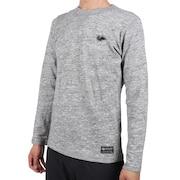HEAVY SLUB ロゴ Tシャツ 881EK0HD3188 MGRY