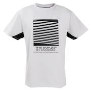 Tシャツ メンズ 半袖クルーネック Big Pocket WB33JA10 WHT
