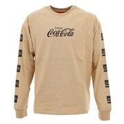Tシャツ メンズ 長袖 0330123-35 BEI