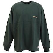 Tシャツ メンズ 長袖 フットボール 0380023-GRN