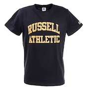 BD Tシャツ RUSSELL CRACK RBM20S0026 NVY