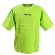 PRO USA/BIGTEE バックプリントシャツ RBM20S0004 YEL