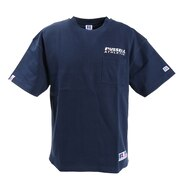 PRO USA/BIGTEE ポケットTシャツ RBM20S0005 NVY