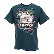BOS DUCK DUDE スプラッシュ Tシャツ 0570034-EGR
