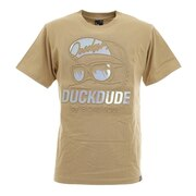 BOS DUCK DUDE エンボス Tシャツ 0570039-BEI