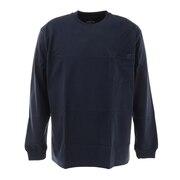 ビーフィーポケットロングスリーブTシャツ H5196 370