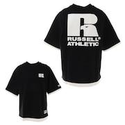 プロコットン USA 半袖Tシャツ FL RBM21S0009 BLK ヘビーウェイト