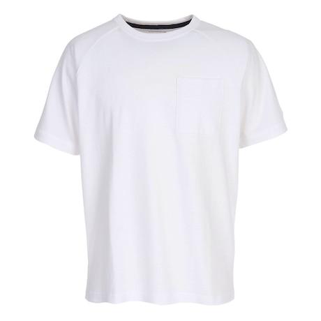 WIDE 半袖Tシャツ 881EK1CD6290 WHT