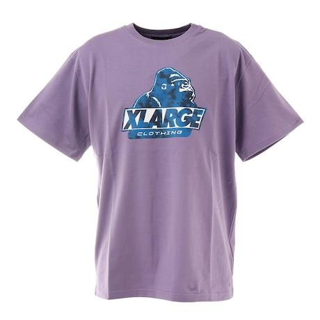 ショートスリーブTシャツ TIEDYE OLD OG 101211011003 PUL 半袖
