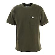 半袖Tシャツ RBM21S0021 KHK