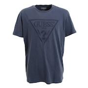 エンボス三角ロゴ 半袖Tシャツ M0BI1JR9YK0F7IF