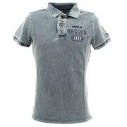 INDIGO DYED ポロシャツ 881EK0FQ3289LBLU オンライン価格