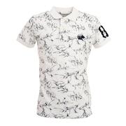 ICON 半袖ポロシャツ 881EK0CD3287 OWHT
