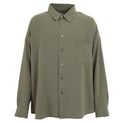 ジョーゼットシャツ 0351051-KHA