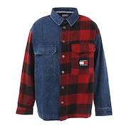 デニムロングスリーブシャツ DM0DM09574 XLK
