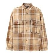 RELAX-CPOシャツ SAS2016202-25MOCHA