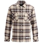 グレイソン オープンカラーシャツ GRAYSON-WHT