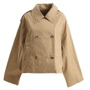 ショートトレンチジャケット 01800913-BEG