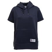 吸水速乾 Dri-POWER フーディ 半袖Tシャツ RBL21S1003 NVY