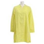 フレンチリネンシャツ 115056-1YEL