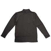 ヒートクロス インナーシャツ あったか 薄手 長袖 ハイネックシャツ