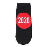 ショートソックス 2020 895M0OKJPN01BLK