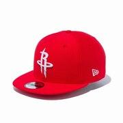 帽子 メンズ キャップ 9FIFTY Hex Tech ヒューストン・ロケッツ 12326176 日よけ