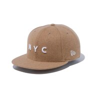 9FIFTY メルトン NYC  キャップ 12540601