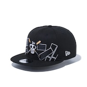 9FIFTY ONE PIECE ワンピース ドクロ 海賊旗 ドン!! 12541443
