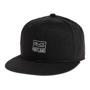帽子 メンズ キャップ プレーンBBキャップ 897R1ST8642 BLK 日よけ
