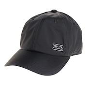 帽子 メンズ キャップ TPU プリントキャップ 897R1ST8647 BLK 日よけ
