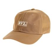 帽子 メンズ キャップ イレギュラーレーザーカットキャップ 897R1ST8648 BEG 日よけ