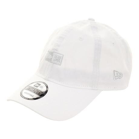帽子 メンズ キャップ 9TWENTY ボックスロゴキャップ 12653848 日よけ