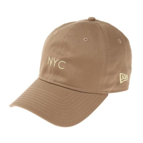 帽子 メンズ 9TWENTY コットンツイル NYC 2トーンストラップ キャップ 12654517 日よけ