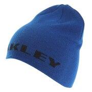 ロックスライド ビーニー ニット帽 ブルー 911499-609