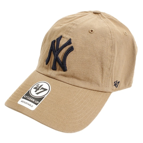 Yankees CLEAN UP キャップ B-RGW17GWSNL-KHB
