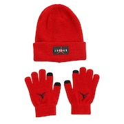 JAN JDN JUMPMAN AIR ニットキャップ手袋セット 9A0265-R78
