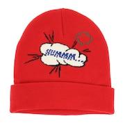 ジュニア AMERICAN POPソフトニット帽 18  GF-8298 RED