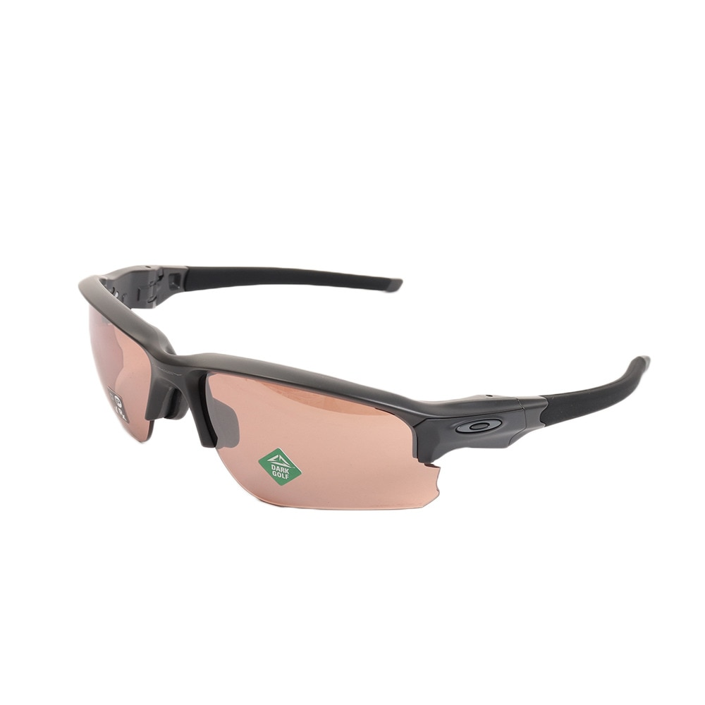 OAKLEY FLAK DRAFT MKB/PZDG 93731070 ケース付 FF 0 サングラス・メガネ