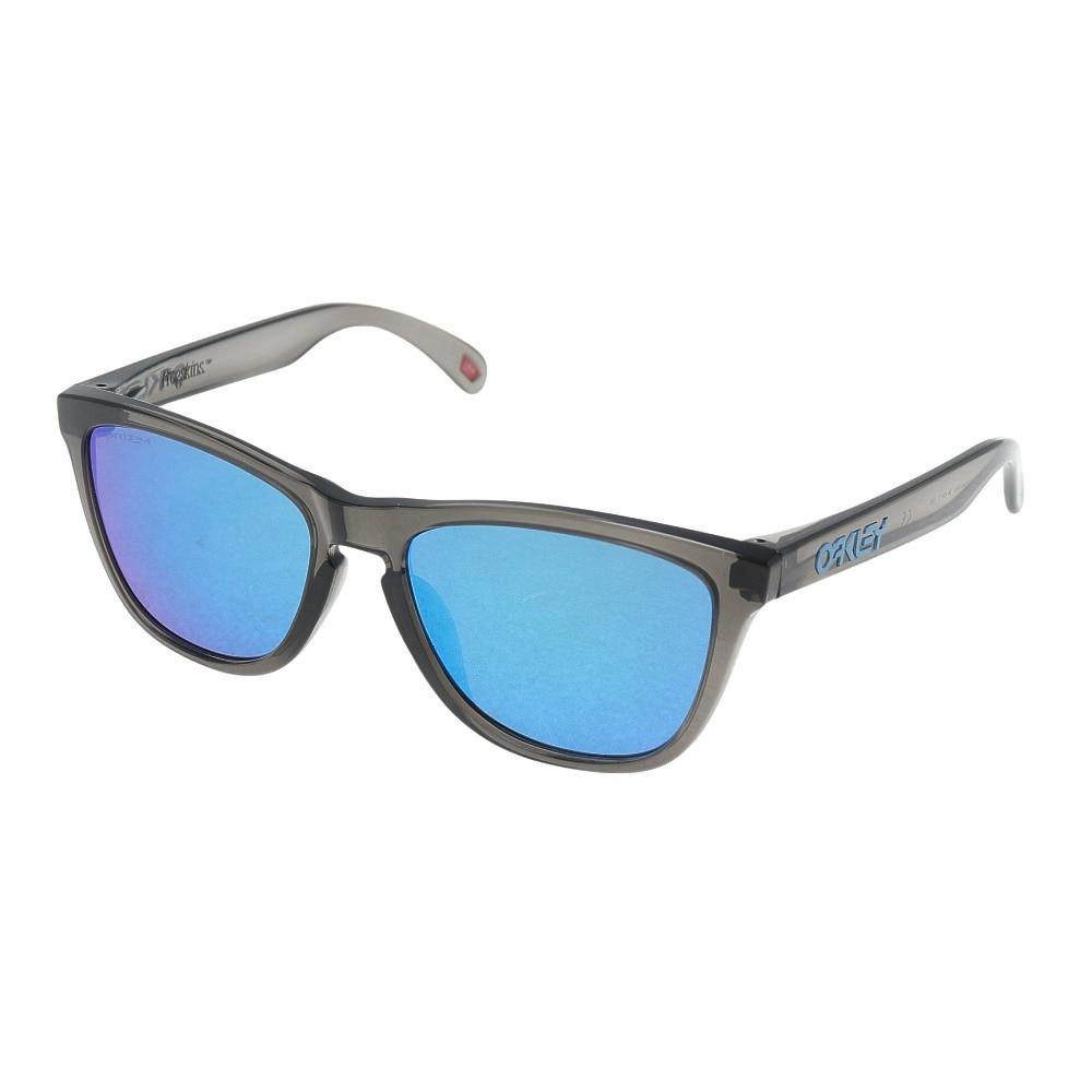 OAKLEY フロッグスキン Grey/PZSP 92457454 ケース付 FF 0 サングラス・メガネ