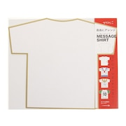 カラー色紙 シャツ型 33207006