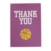 カラー色紙 バスケットボール選手 ATO701178