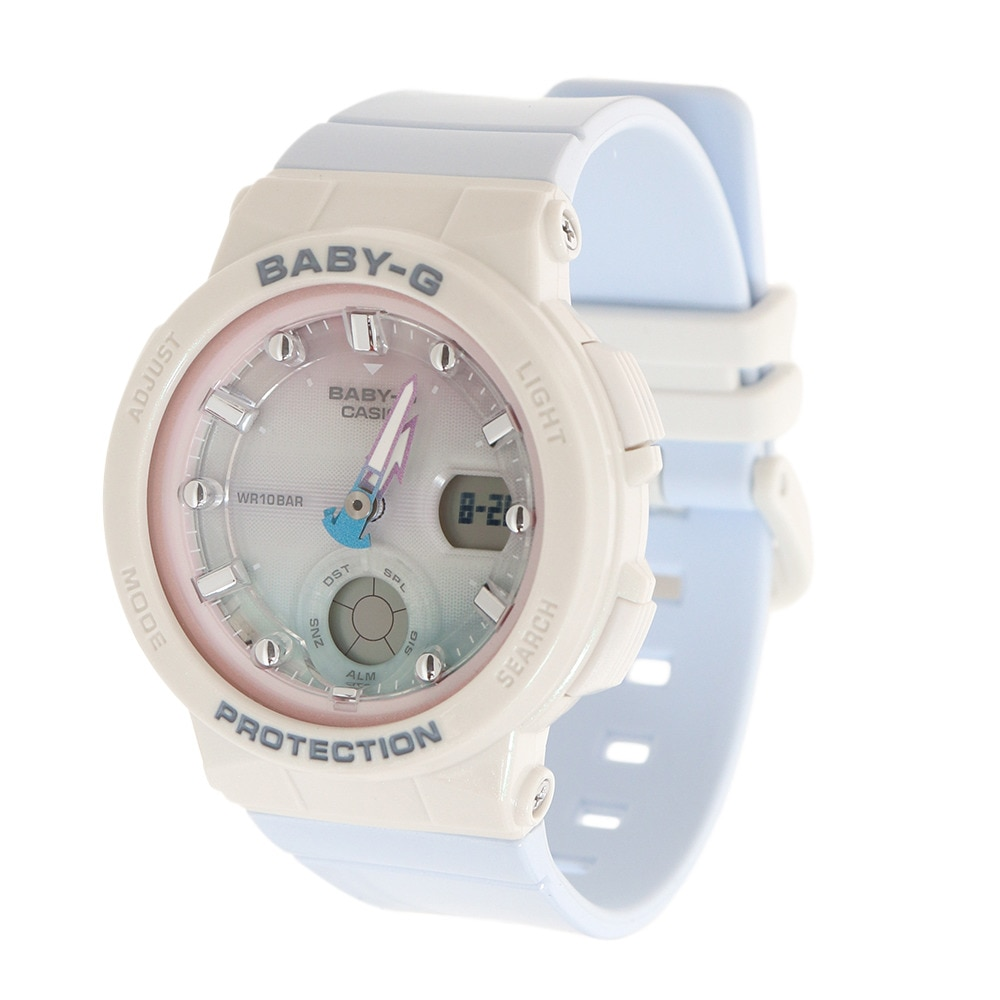 Baby G BEACH TRAVELER SERIES 時計 BGA-250-7A3JF FF 113 トレッキング